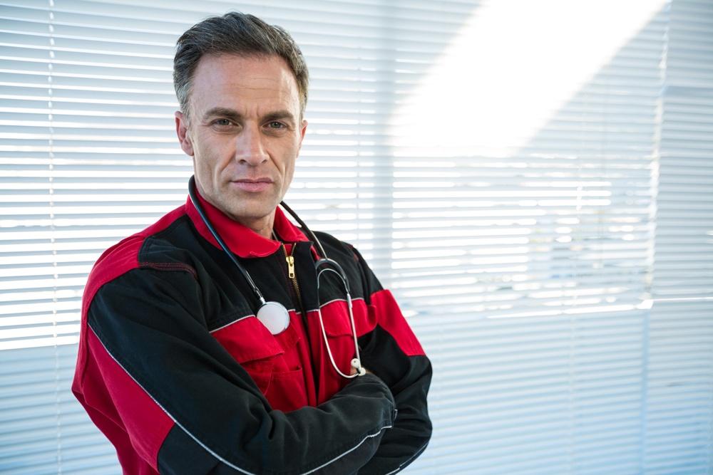 paramedico dellemergenza sanitaria